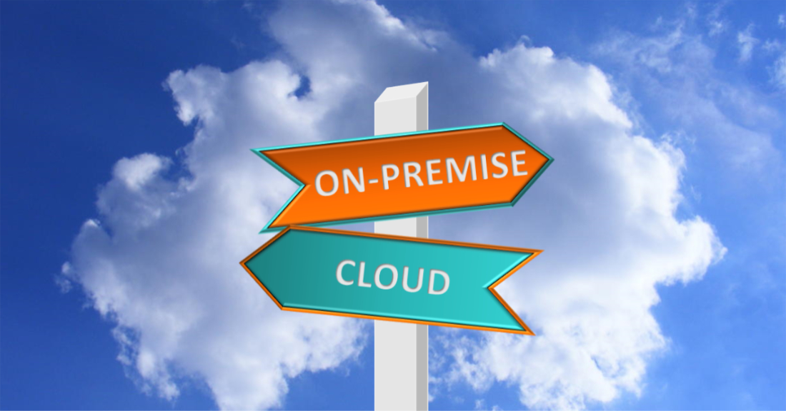 On Premise to Cloud